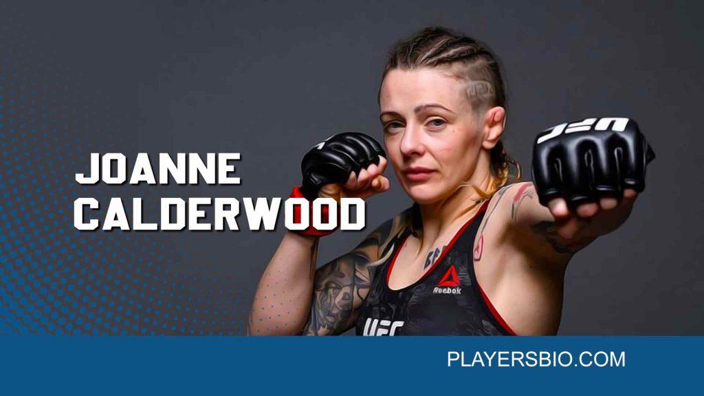 Joanne Calderwood Net Worth