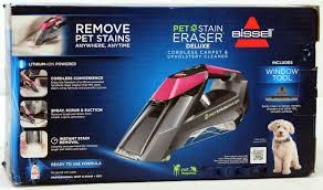 Bissell Pet Stain Eraser Reviews