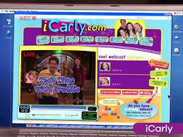 Www.icarly.com Website
