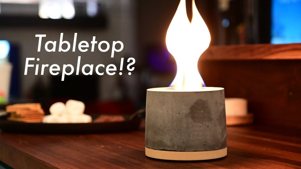 Flikr Fireplace Review