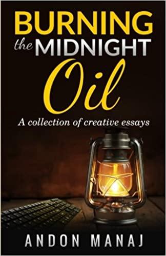 Midnight Oil Author