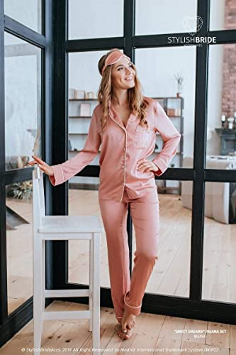 Blush Silk Pajamas Reviews