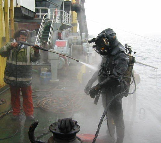 Saturation Diver Salary