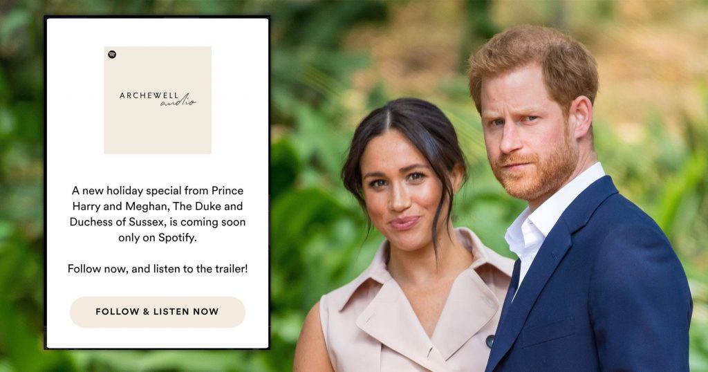 Meghan And Harry Spotify Deal Worth
