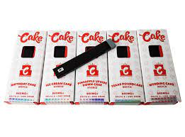 Cake Delta 8 Disposable Review