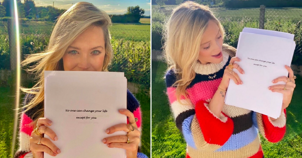 Laura Whitmore Book Review