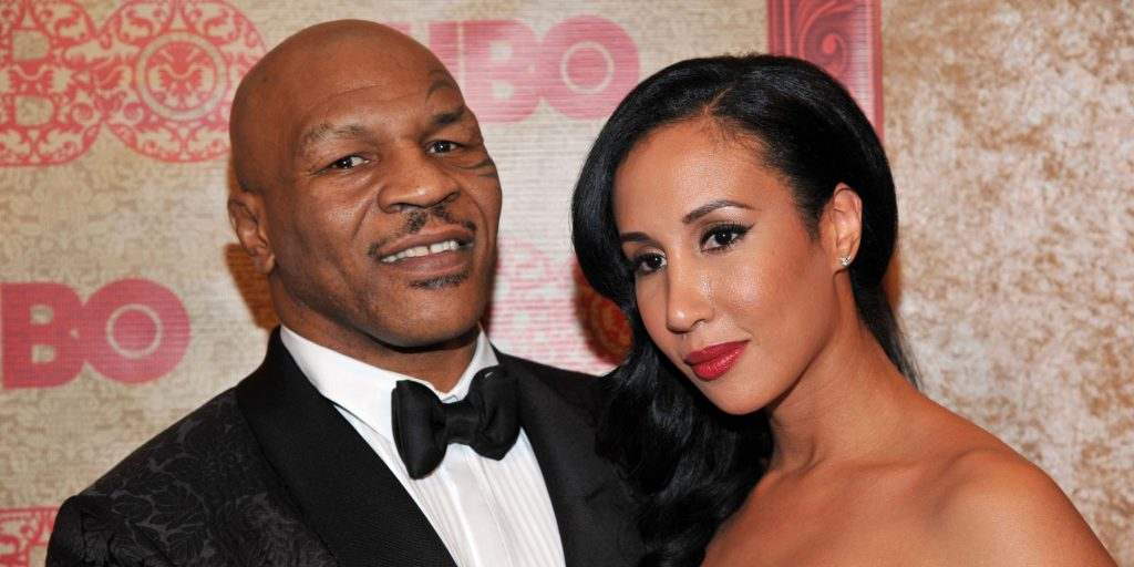Mike Tyson Wife