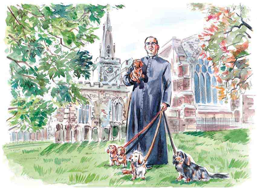 The madness of grief Richard coles review