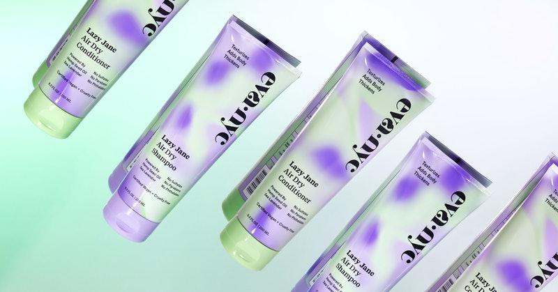 Eva NYC air dry shampoo and conditioner reviews