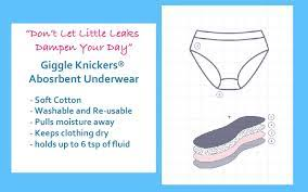 Giggle knickers reviews