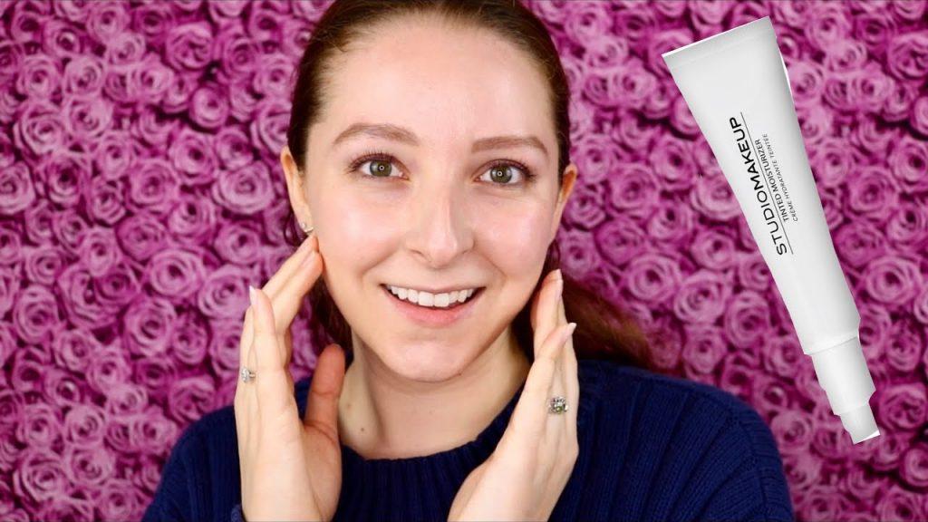 Studio makeup tinted moisturizer review
